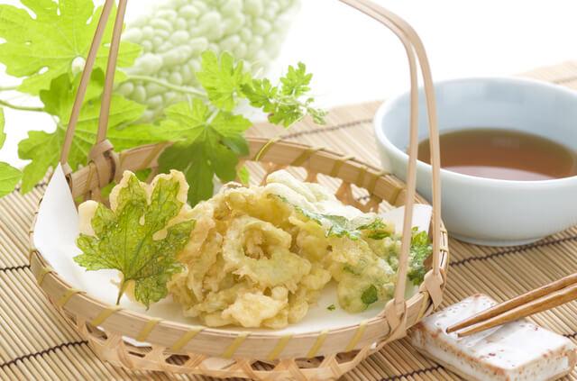 がっつり食べ応えあり!食感が楽しい菊芋の天ぷらレシピ