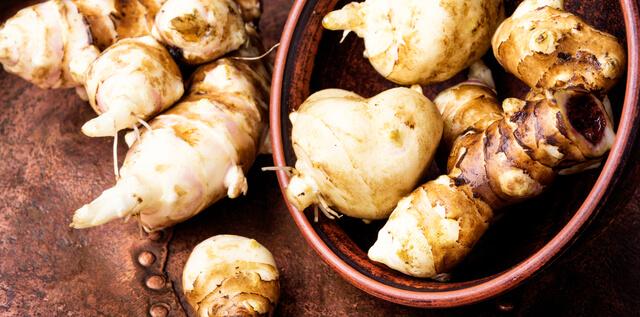 テレビでも話題!人気の菊芋にデメリットや副作用はあるのか?