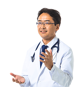 内科医の大塚先生